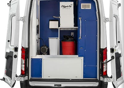 Rear-Compartment